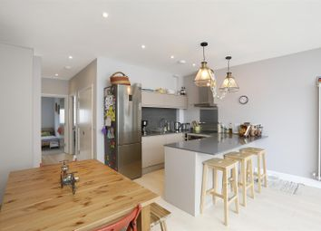 Thumbnail 3 bedroom flat to rent in Coombe Road, Chiswick, London