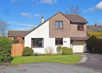Thumbnail 3 bed detached house for sale in Fulford Way, Woodbury, Exeter