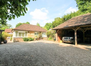 Thumbnail 3 bed detached bungalow for sale in Marsh Green, Colemans Hatch, Hartfield