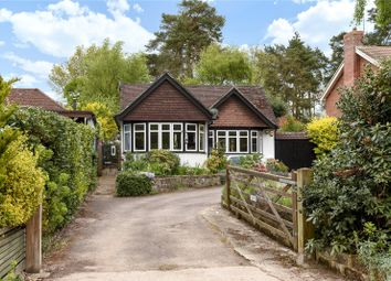 Thumbnail 3 bed detached bungalow for sale in Soldiers Rise, Finchampstead, Wokingham, Berkshire