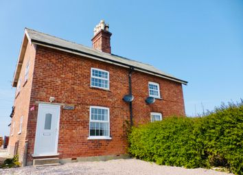 Thumbnail 3 bed semi-detached house to rent in Boston Road, Wainfleet St. Mary, Skegness