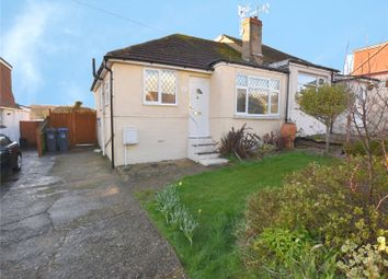 Thumbnail 2 bed bungalow for sale in Mountview Road, North Sompting, West Sussex