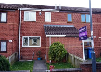 Thumbnail 2 bed terraced house for sale in Franchise Street, Derby