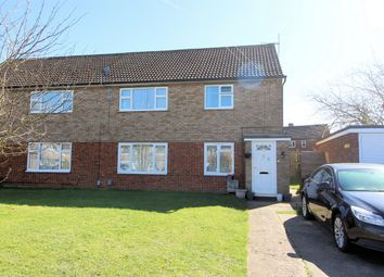 Thumbnail 2 bed flat for sale in Swinburne Avenue, Hitchin, Hertfordshire