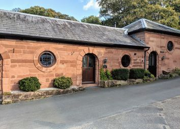 Thumbnail 2 bed barn conversion for sale in Chetwynd Park, Chetwynd, Newport