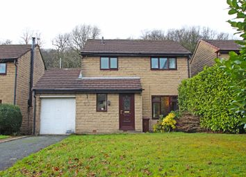 Thumbnail 4 bed detached house for sale in Reedsholme Close, Crawshawbooth