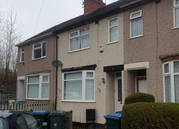 2 bed terraced house for sale in Marion Road, Coventry CV6
