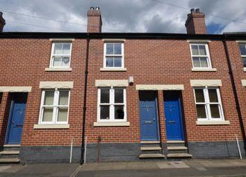 Thumbnail 2 bedroom terraced house for sale in Port Street, Middleport, Stoke-On-Trent