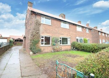 Thumbnail 3 bed semi-detached house for sale in Legion Street, South Milford, Leeds