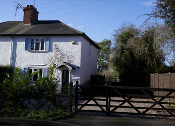 Thumbnail 2 bed semi-detached house for sale in Cannon Court Road, Maidenhead