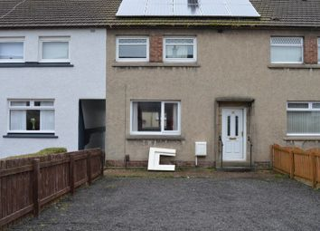 Thumbnail 2 bed terraced house for sale in Tollpark Crescent, Newmains