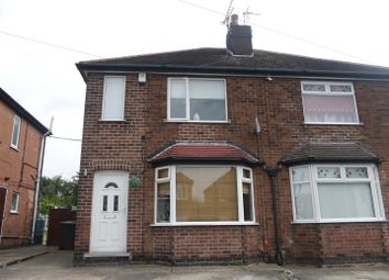 Thumbnail 2 bedroom semi-detached house to rent in Northern Drive, Trowell, Nottingham