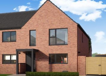"""Thumbnail 3 bed property for sale in """"The Carlton At The Potteries"""" at Goldcrest Road, Allerton Bywater, Castleford"""