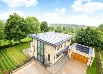 Thumbnail 4 bed detached house for sale in Amberley Ridge, Rodborough Common