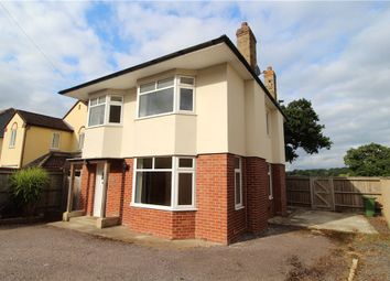Thumbnail 3 bed detached house for sale in Lyme Road, Axminster, Devon
