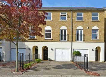 Thumbnail 4 bed terraced house for sale in Williams Grove, St James Park, Surbiton