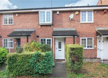 Thumbnail 2 bed town house for sale in Bluecoat Close, Nottingham