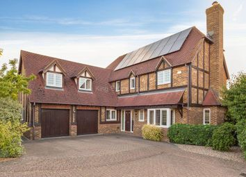 5 bed detached house for sale in Allerford Court, Furzton, Milton Keynes, Buckinhamshire MK4