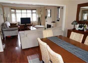 Thumbnail 5 bed detached house for sale in Copse Close, Leicester