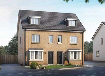 Thumbnail 3 bed semi-detached house for sale in The Roxburgh, Ravenscraig, Plot 30, The Castings, Meadowhead Road, Ravenscraig, Wishaw