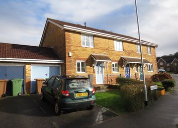 Thumbnail 2 bed end terrace house for sale in Highglen Drive, Plympton, Plymouth