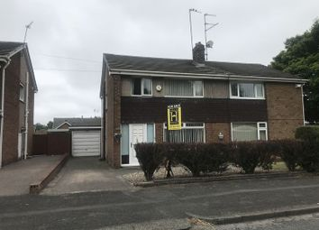 Thumbnail 3 bed semi-detached house for sale in Monkton Lane, Monkton Village, Jarrow