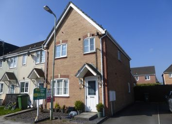 Thumbnail 3 bedroom end terrace house for sale in Bluebell Drive, Llanharan, Pontyclun
