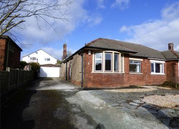 Thumbnail 2 bed semi-detached bungalow for sale in Grasmere Avenue, Blackburn, Lancashire