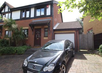 Thumbnail 3 bed end terrace house for sale in Courtenay Drive, Chafford Hundred, Grays