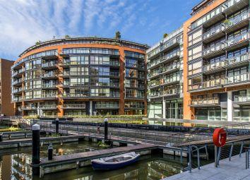 Thumbnail 1 bed flat to rent in Hepworth Court, Grosvenor Waterside, 30 Gatliff Road