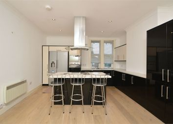 Thumbnail 3 bed flat for sale in Holstein Avenue, Weybridge, Surrey