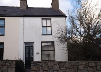 Thumbnail 2 bed semi-detached house for sale in Llithfaen, Pwllheli, Gwynedd