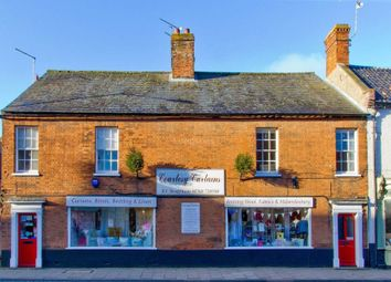 Thumbnail 3 bedroom maisonette for sale in London Street, Swaffham