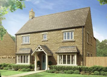 Thumbnail 4 bed detached house for sale in Tetbury Industrial Estate, Cirencester Road, Tetbury