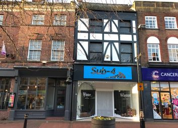 Thumbnail Retail premises to let in 17 Ironmarket, Newcastle-Under-Lyme, Staffordshire