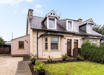 Thumbnail 3 bedroom semi-detached house for sale in 29 Stenhouse Road, Stenhouse, Edinburgh