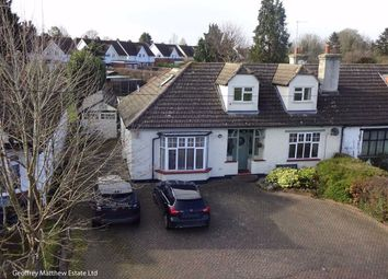 Thumbnail 5 bed semi-detached house for sale in Old Road, Old Harlow, Essex
