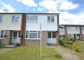 Thumbnail 3 bed end terrace house to rent in Hamlet Drive, Colchester, Essex