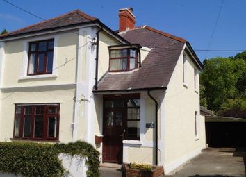 Thumbnail 1 bed detached house for sale in Drefach Felindre, Carmarthenshire