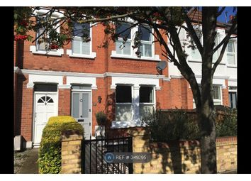 Thumbnail 4 bed terraced house to rent in Evelyn Road, London