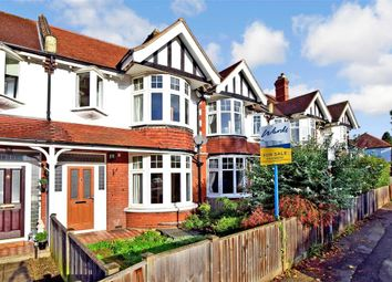 Thumbnail 3 bed terraced house for sale in Park Avenue, Maidstone, Kent