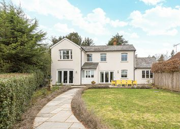 Thumbnail 4 bed detached house for sale in Old Frensham Road, Lower Bourne, Farnham