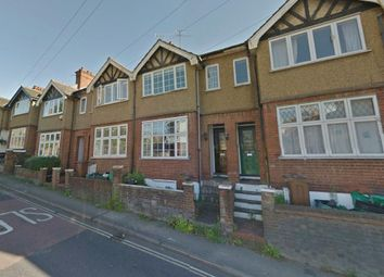 Thumbnail 3 bed terraced house to rent in Folly Lane, St.Albans