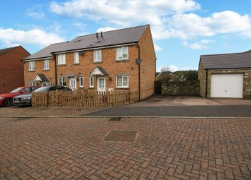 Thumbnail 3 bed end terrace house for sale in Cyril Hart Way, Mile End, Coleford