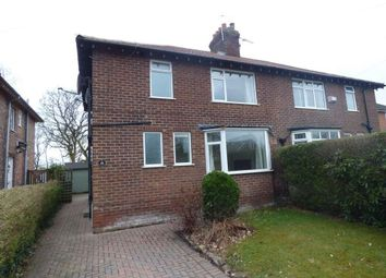 Thumbnail 3 bed semi-detached house to rent in 48 Bridle Rd, Woodford, Stockport