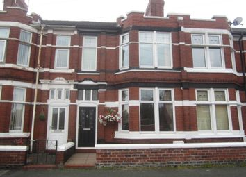 Thumbnail 3 bed terraced house for sale in Railbrook Court, Railway Street, Crewe