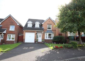 Thumbnail 4 bed detached house for sale in Briarcroft Drive, Robroyston, Glasgow, Lanarkshire