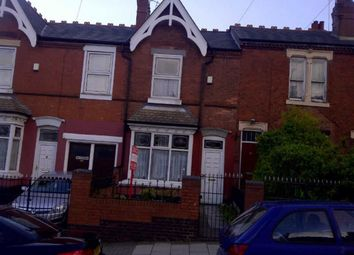 Thumbnail 3 bedroom terraced house to rent in Piers Road, Hockley, Birmingham