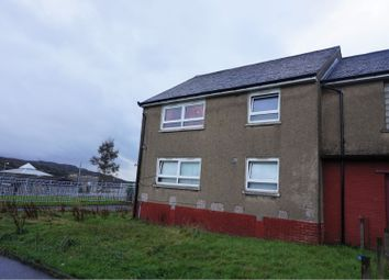 Thumbnail 2 bed flat for sale in 61 Wren Road, Greenock