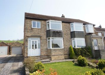 Thumbnail 3 bed semi-detached house for sale in Longford Crescent, Bradway, Sheffield